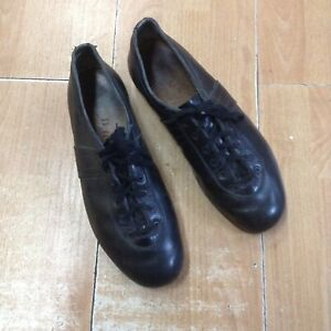 Vintage Baseball / Northern Soul Shoes Size 8