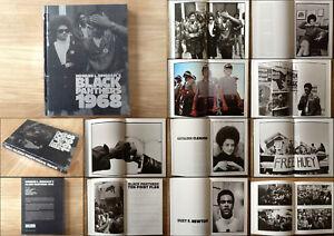 HOWARD L. BINGHAM  - BLACK PANTHERS 1968 - FIRST EDITION PHOTOBOOK
