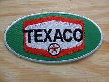 ECUSSON PATCH THERMOCOLLANT TEXACO chevron retro vintage retro nascar country
