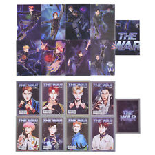 1 Set EXO The War Regular A Photocard Post Cards Collective Official Post Cards