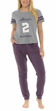 i-Smalls Stylish Varsity Print Comfortable and Breathable Pyjama Set  8 to 22