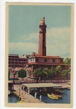Port Said Le Phare Vintage Postcard 343a ^