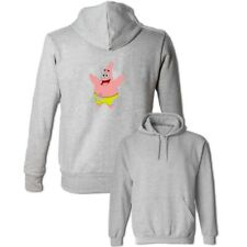 SpongeBob friends Patrick Star Print Sweatshirt Unisex Hoodies Graphic Hoody Top