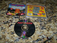 Top Speed Add-On Toolkit for Nascar Racing Simulation Games PC, 1997) Near Mint