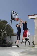 Height-Adjustable Basketball Hoop System Basketball Goal Ideal For Ages 3-10