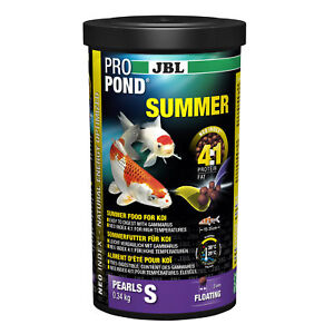 JBL Propond Summer S, 0,34 KG, Summer Food for Small Koi From 15-35 CM