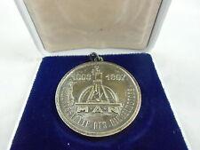 alte MAN Medaille 1893 - 1897 Rudolf Diesel, Geburtsstätte des Dieselmotors,