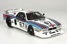 Top Marques Lancia Beta Montecarlo Turbo #67 Martini Le Mans 1981 1/18