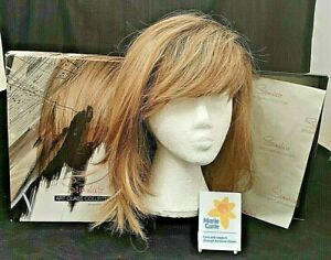 (LYM) Ellen Wille Wig Gingerblonde Rooted Stimulate Art Class Collection Boxed