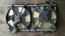 95-99 Mitsubishi Eclipse Talon NON TURBO 420a 5 Speed Radiator & Fan Shroud