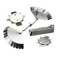 4Pcs Steel Brass 26 & 36  Feeler Gauge Spark Plug Measure Gap Tool Set