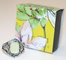 Avon Everyday Statement Ring Opalesque Size 10