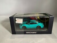 PORSCHE 911R 911 991.1 1:43 Minichamps Die Cast Limited Edition 504pc Worldwide