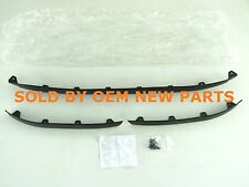 CHEVY MALIBU FRONT LOWER BUMPER DEFLECTOR VALANCE 2013-2016 NEW OEM GM 22842404