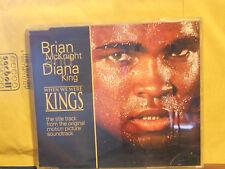 BRIAN MCKNIGHT DIANA KING - WHEN WE WERE KINGS - PROMOZIONALE 1997
