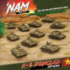 Flames of War - Vietnam: K-2 Ironclad Battalion VPAAB01