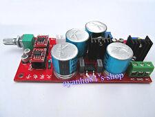 Dual AC12V-16V OP275 op amp pre amp amplificateur de casque basé musical fidelity
