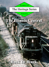 Railroad DVD: The Illinois Central Railroad in 1988 and 1989
