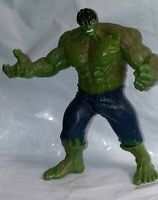 2007 Marvel Legends Incredible Hulk 6 Inch Action Figure Blue Jean Shorts Hasbro