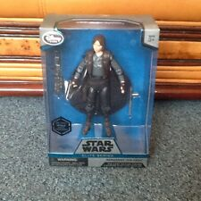 Star Wars Sergeant Jyn Erso Elite Series Die-Cast Figure, Rogue One - New