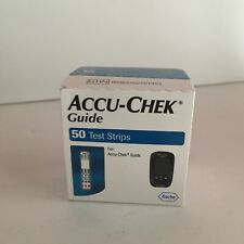 Accu-Chek Guide,50 Count,Exp:09/25/2020 Diabetic Test Strip, Factory Sealed