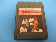 The Platters, 8 Track Tape, Tested, Encore of Golden Hits, The Great Pretender