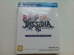 Dissidia Final Fantasy NT Limited Edition + SteelBook (PS4)