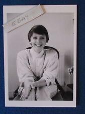 "Original Press Photo - 7""x5"" - Anne Diamond - 1980's"
