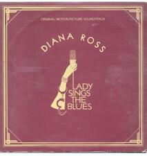 """DIANA ROSS - LADY SINGS THE BLUES - 12"""" VINYL LP (DOUBLE, FACTORY SAMPLE)"""