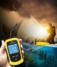 Lucky fish finder, for any type Of fishing, alarm 100m portable, FISH FINDER.