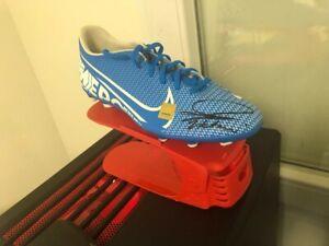 Zlatan Ibrahimovic Autographed / signed shoe / boot with coa