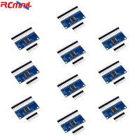 10Pcs CD74HC4067 16-Channel Analog Digital Multiplexer Breakout Board Module