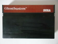 GHOSTBUSTERS - SEGA MASTER SYSTEM