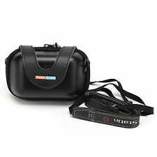Compact System Shoulder Camera Case Bag For Canon PowerShot G5X G9X G7X Mark II