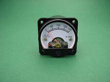 2 x panelmeter 45mm 200ma - > tube amp kt66 kt77 kt88 845