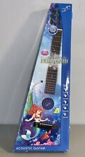 "*MINT* First Act 31"" Little Mermaid Acoustic Guitar Ages 4-6 Kids Beginner"