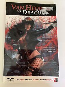 Van Helsing Vs. Dracula Graphic Novel