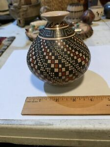 Maria Mora Ceramic Pottery Vase