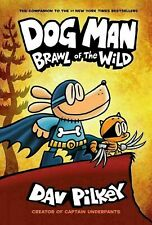 [PDF][EBOOK]Dog Man #6 Brawl of the Wild: From the Creator of Captain Underpants