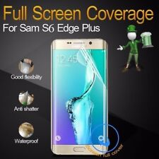 Full Curved 3D PET Screen Protector For Samsung Galaxy S6 Edge Plus