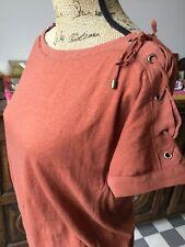 T-shirt Comptoir des Cotonniers M/38/40, Coton Soie Comme Neuve