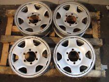 ein guter Satz = 4x Stahlfelgen Toyota Hilux N - 6Jx15 6x139,7 / 6x5,5inch