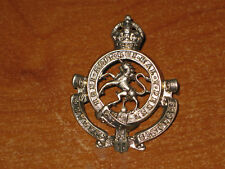 WW2 Canadian Cap Badge Governor General's Horse Guards