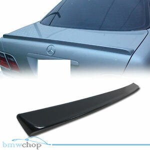 Fit For Mercedes Benz W210 E300 E320 Trunk Boot Spoiler Rear Wing 95 01
