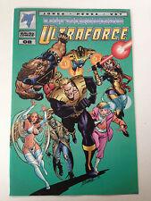 Ultraverse Ultraforce # 0B Ashcan Malibu Comics