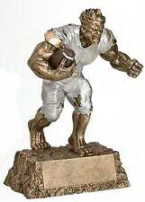 Monster football resin trophy - Fantasy football - FREE ENGRAVING