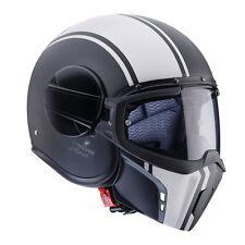 casco Caberg Ghost Legend black white XS casco capacete de casque helm moto