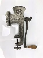 Vintage Griswold No 3 Meat Grinder Cast Iron