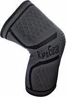 RiptGear Compression Knee Sleeve - Knee Brace for Arthritis, Patella Stabilizer,