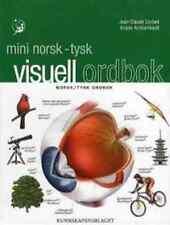 Images dictionnaire mini visuellement Norsk Liv ordbok Norvégien allemand, nouveau
